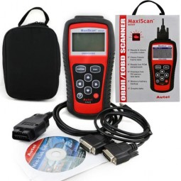 Autel Maxiscan MS509 OBDII/EOBD Diagnostic Scanner