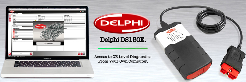 Delphi DS150e Cars and Trucks Diagnostic Solution