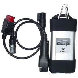 Renault Can CLIP Diagnostic Tool, Latest v161