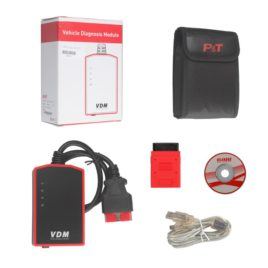 Ucandas VDM Full System Diagnostic Scanner (WiFi)