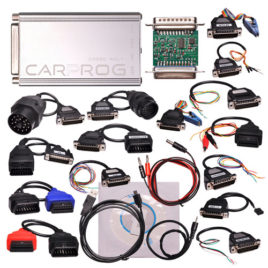 CARPROG V10.93 for mileage/keys/eeprom