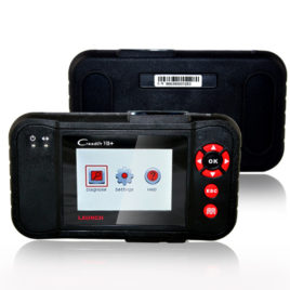 Launch Creader VII+ CRP123 Scanner – Free Updates