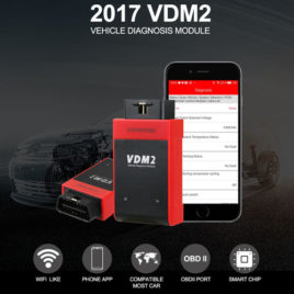 *Ucandas VDM2 Universal Diagnostic Tool (Android based)