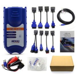 NEXIQ USB-Link Heavy Duty Truck Diagnostic Kit