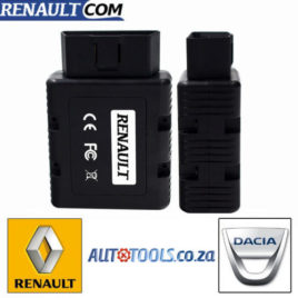Renault-COM Bluetooth Pro Diagnostic Tool for Renaults