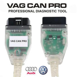VAG CAN Professional (VCP) VW/Audi Tool All Systems + Coding