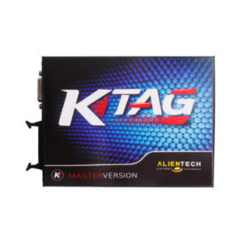 KTAG Master version ECU Programmer, Software v2.13, Firmware v6.070