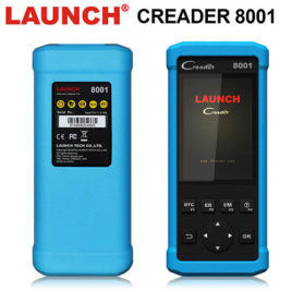 *NEW* Launch Creader 8001 -Engine, ABS, Airbags, EPB, Oil Service reset