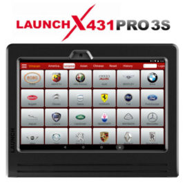 *HOT* Launch X431 PRO3S Full System Diagnostic Tool OBDII Kit