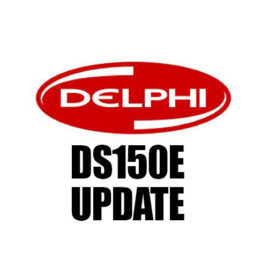 Delphi DS150E Software Update DVD 2015R2/2015R3