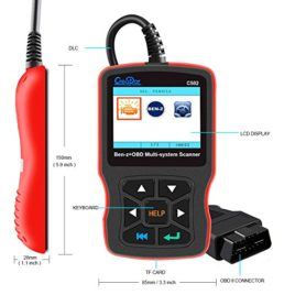 Mercedes C502 All Systems Diagnostics tool