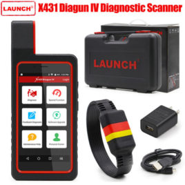 Launch X431 Diagun IV 2018