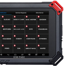 *Limited offer!* X100 PAD2 Pro Special Functions Expert