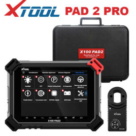 XTOOL X100 PAD2 PRO Special Functions Expert (with KC100 programmer)