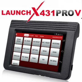 *HOT* Launch X431 PRO V 2018 – 2 years free online update