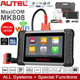 Autel MaxiCOM MK808 All Systems Special Functions Scanner
