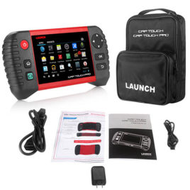 *Launch CRP Touch PRO – ALL Systems Diagnosis & Special Functions