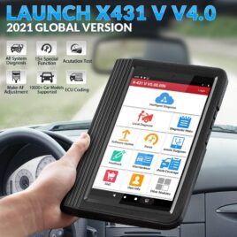 Launch X431 PRO V v4.0 (2021 new model) *2 years free online update*