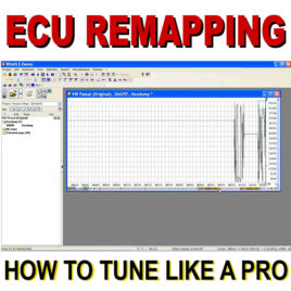 ECU Remapping Training Tuturials DVD