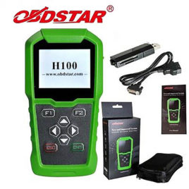 OBDStar H100 Ford/Mazda, Land Rover Key Programmer (to 2018 models)