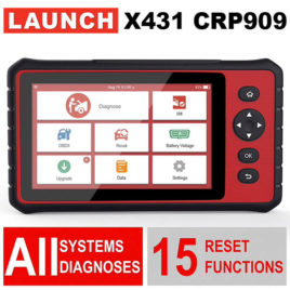 *NEW* Launch X431 CRP909X