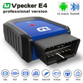 Vpecker E4 Professional diagnostic tool for Android