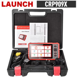 *NEW* Launch X431 CRP909X All Systems 15 Service Functions