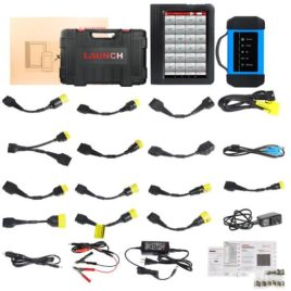 Launch X431 V+ HD3 Heavy Duty Trucks diagnostic tool