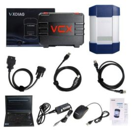 VXDIAG Multi Diagnostic Tool BENZ MB STAR C5 + BMW ICOM