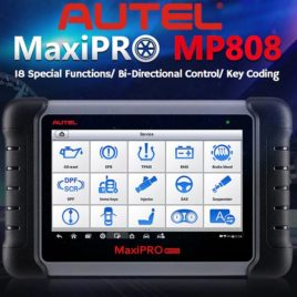 Autel MaxiPro MP808 (New 2020 model – same functions as DS808)