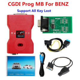 *CGDI Prog MB Benz Key Programmer + ECU Renew, TCU, ELV, EIS Repair