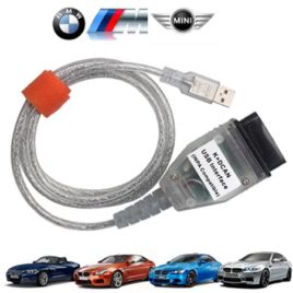BMW INPA K+D-CAN Cable *UPDATED* Supports F Series, and MHD