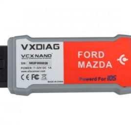 Ford & Mazda IDS VXdiag Dealer level Tool