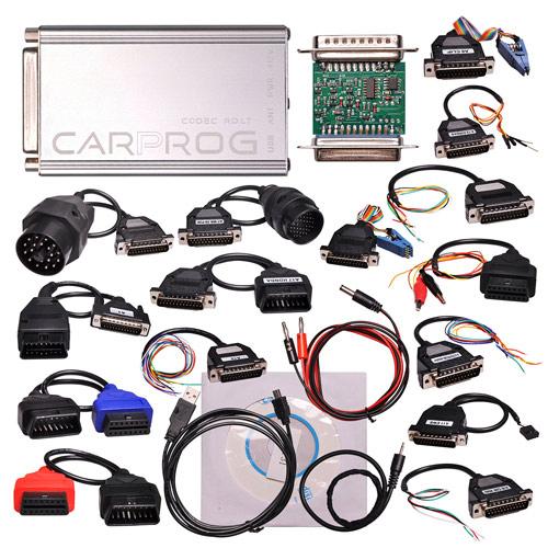 CARPROG V10 93 for mileage/keys/eeprom