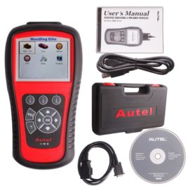 Autel MD802 Elite All Systems diagnostic tool