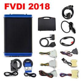FVDI Abrites Commander Keys+ECU+Odometer Programmer v2018