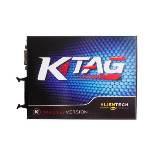KTAG Master version ECU Programmer, latest firmware v7 020