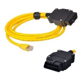 BMW ENET (Ethernet to OBD) E-SYS ICOM Cable  for coding all F-Series BMW & Mini