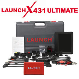Launch X431 Ultimate (Trucks & Cars)