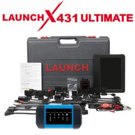Launch X431 V+ 4.0 (PRO3) Ultimate (For 12v Cars and 24v Trucks/Buses)
