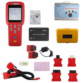 *XTool X100 Pro Key Programmer + Mileage + EEPROM Adapter