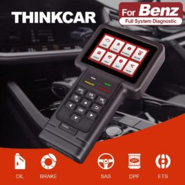 ThinkScan for Benz – All Systems Scanner 5 Reset Service Functions