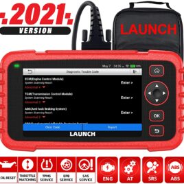 *Launch Creader CRP129X – With 5 Service Reset Functions