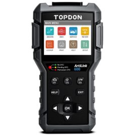 TOPDON Artilink600 (Same as Launch CRP629) Engine/Airbags/ABS + Service Reset
